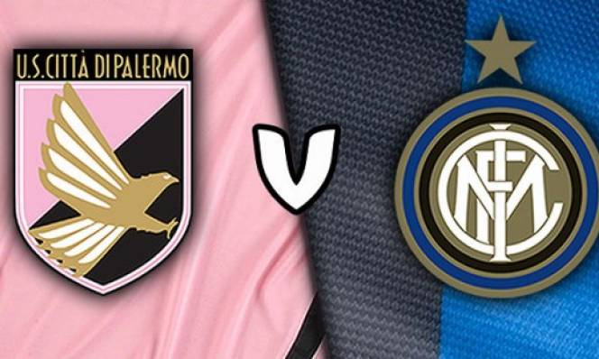 Palermo Vs Inter Milan'