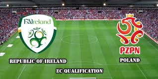 Poland Vs Republic of Ireland