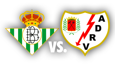 Rayo Vallecano Vs Real Betis