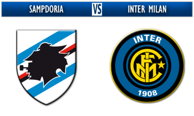 Sampdoria Vs Inter Milan