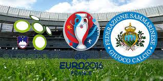 San Marino Vs Slovenia