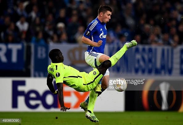 Schalke Vs Asteras Tripoli