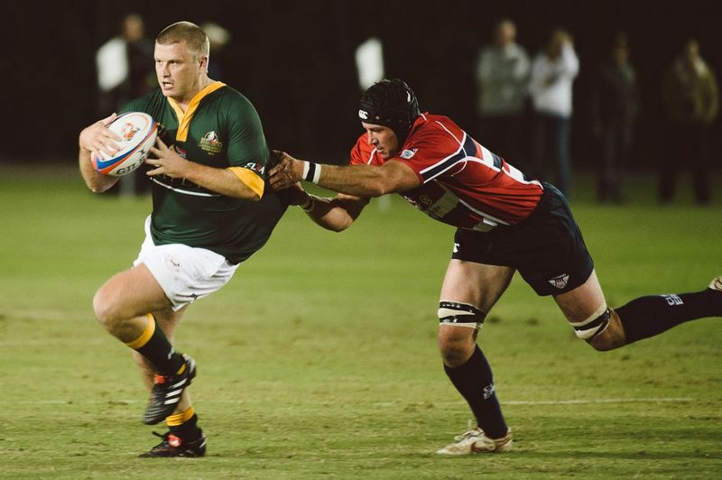 South Africa Vs USA Rugby