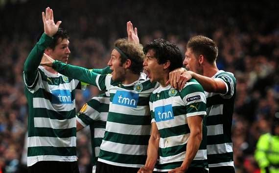 Sporting Lisbon Vs Skenderbeu