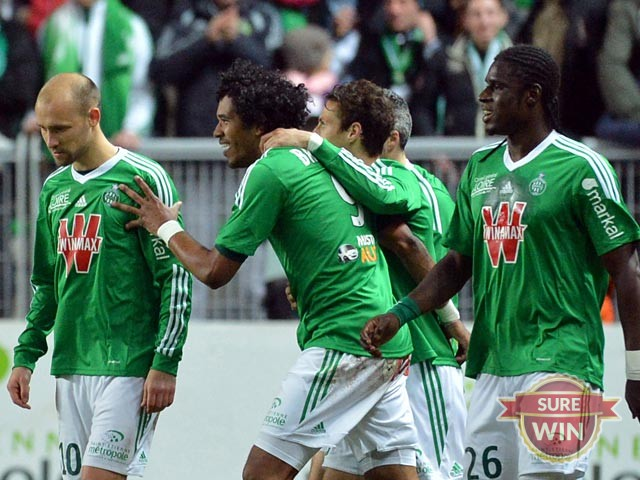 St Etienne Vs Reims