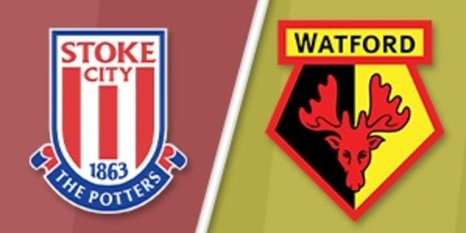 Stoke city Vs Watford'