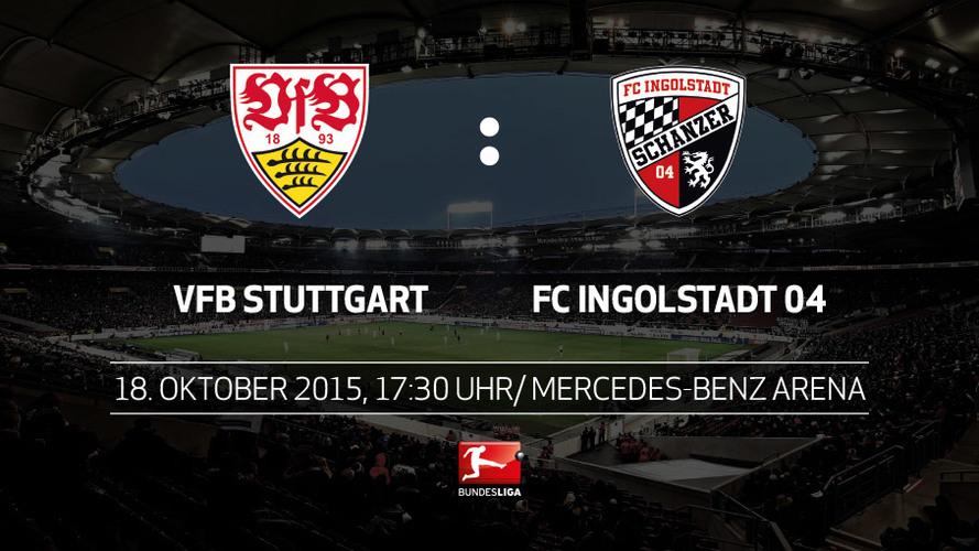 Stuttgart Vs FC Ingolstadt 04