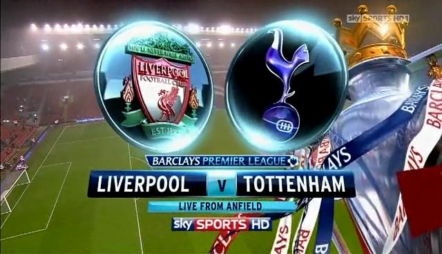Tottenham Hotspur Vs Liverpool online
