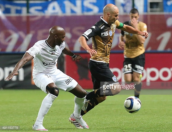Troyes Vs Guingamp (French Ligue 1)