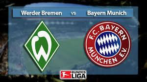 Werder Bremen Vs Bayern Munich Head To Head
