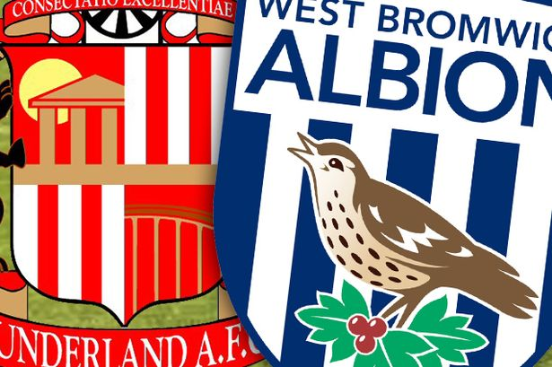 West Bromwich Albion Vs Sunderland