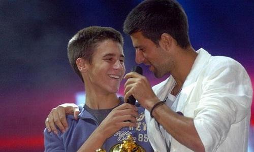 Sibling Love Novak Djokovic To Partner Younger Brother Djordje For Beijing Doubles Tsm Plug