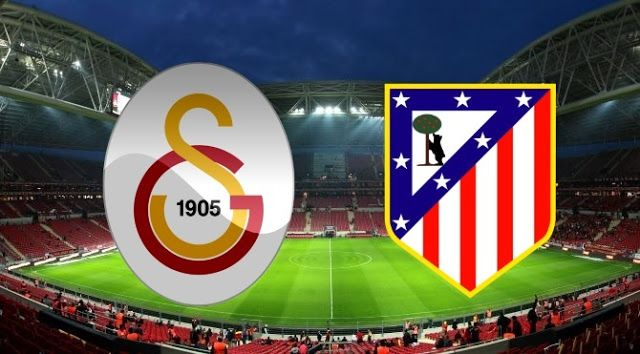 Atletico Madrid Vs Galatasaray