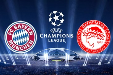 Image Result For Bayern Vs Olympiakos