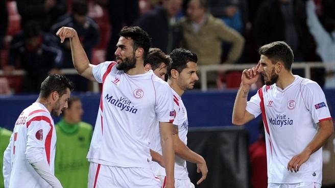 Borussia Monchengladbach Vs Sevilla
