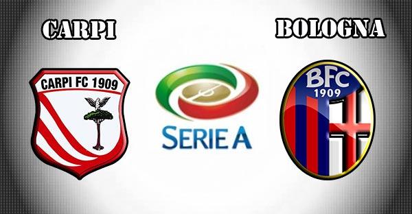Carpi Vs Bologna