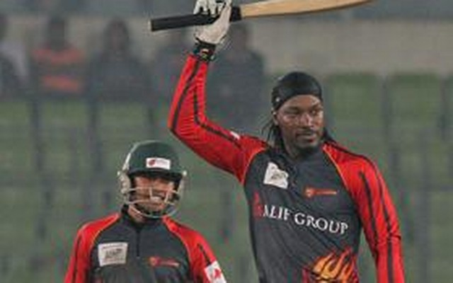 Chris Gayle BPL