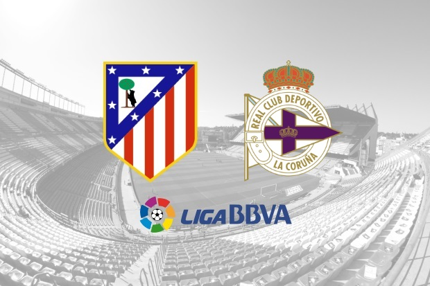 Deportivo La Coruna Vs Atletico Madrid