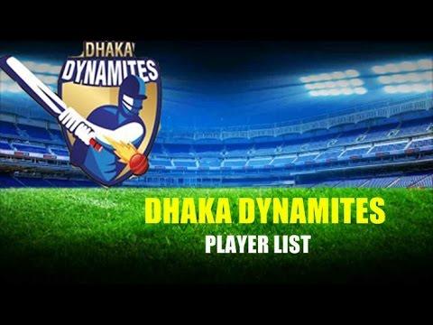 Dhaka Dynamites team