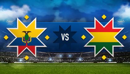 Ecuador Vs Bolivia live