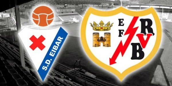 Eibar Vs Rayo Vallecano live