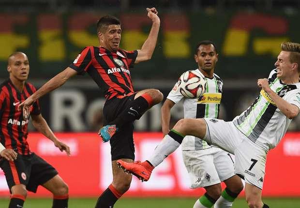 Eintracht Frankfurt Vs Borussia M'gladbach