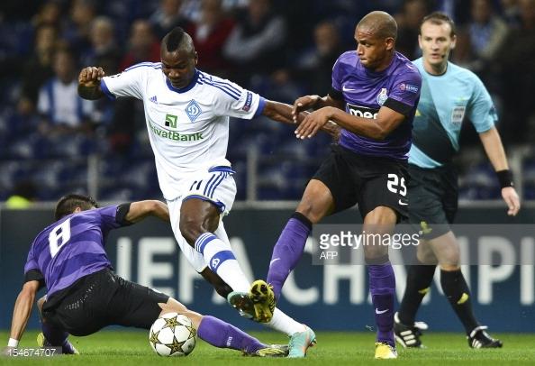 FC Porto Vs Dynamo Kiev