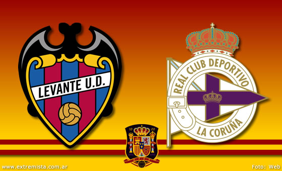 Levante Vs Deportivo La Coruna