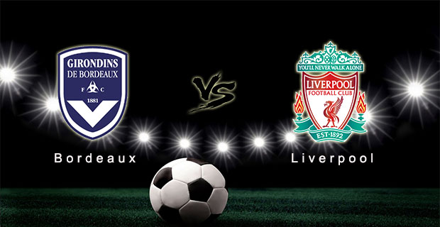 Liverpool Vs Bordeaux