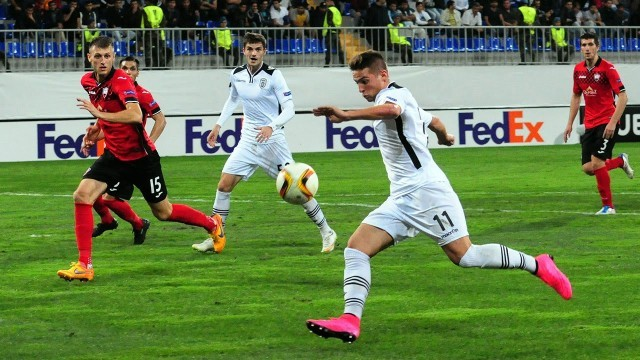 PAOK Salonika Vs FK Qabala