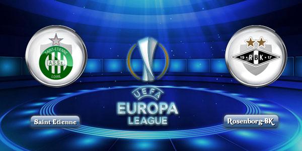 Rosenborg VS St. Etienne