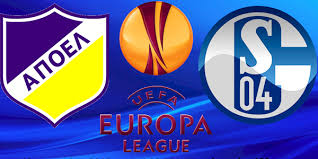 Schalke Vs Apoel Nicosia