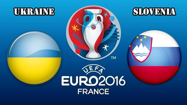 Ukraine Vs Slovenia