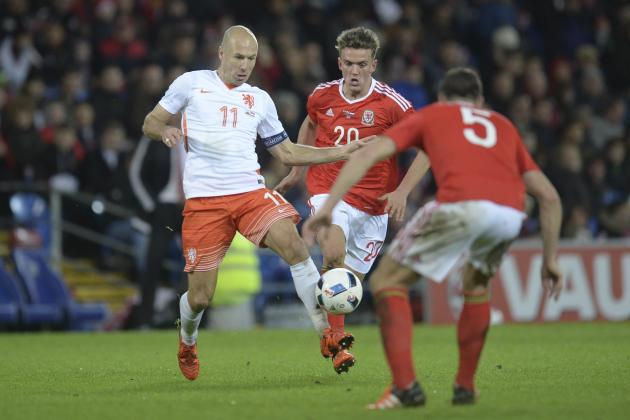 Wales Vs Netherlands friendly