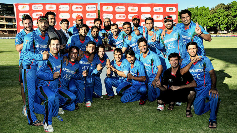 Afghanistan Become 10th At ICC Ranking