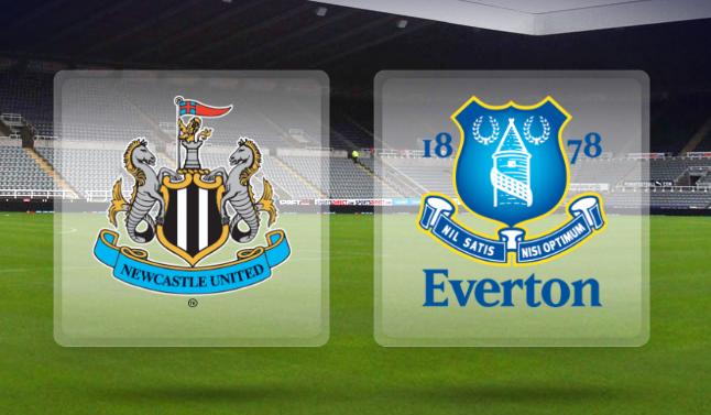 Newcastle United Vs Everton – English Premier League