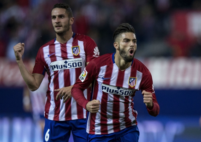 Atletico Madrid Vs Sporting Gijon