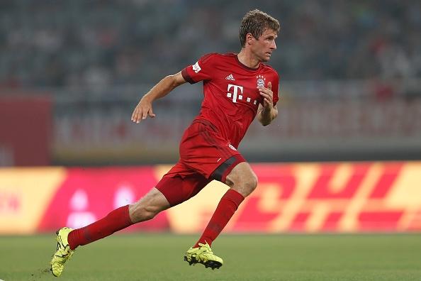 Bayern Munich Vs Ingolstadt 04