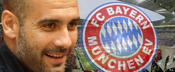 Bayern Munich hints of Guardiola