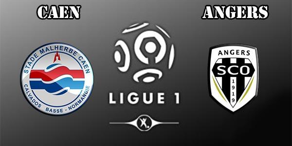 Caen Vs Angers