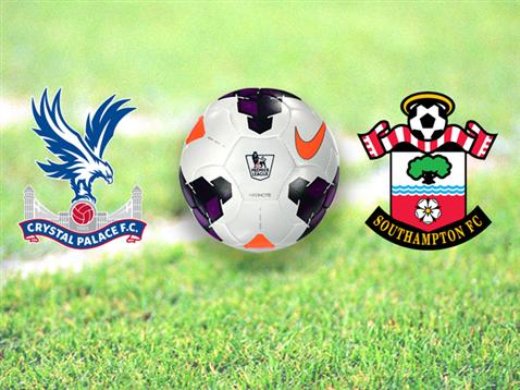 Crystal Palace Vs Southampton live