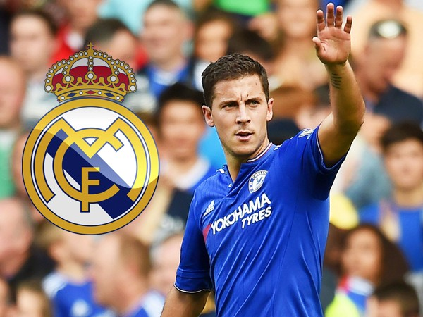 Eden Hazard to real madrid