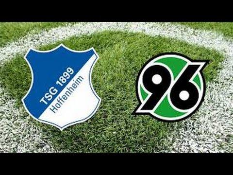 Hoffenheim Vs Hannover 96