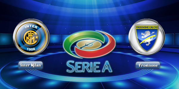 Inter Milan Vs Frosinone