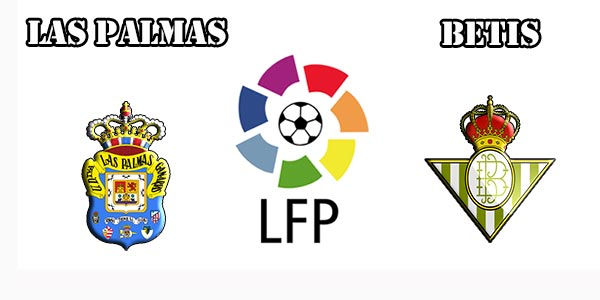 Las Palmas Vs Real Betis