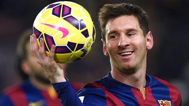 Lionel Messi best