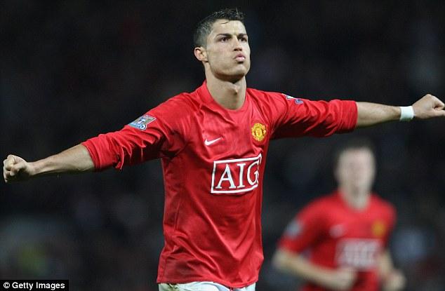 Ronaldo Man U