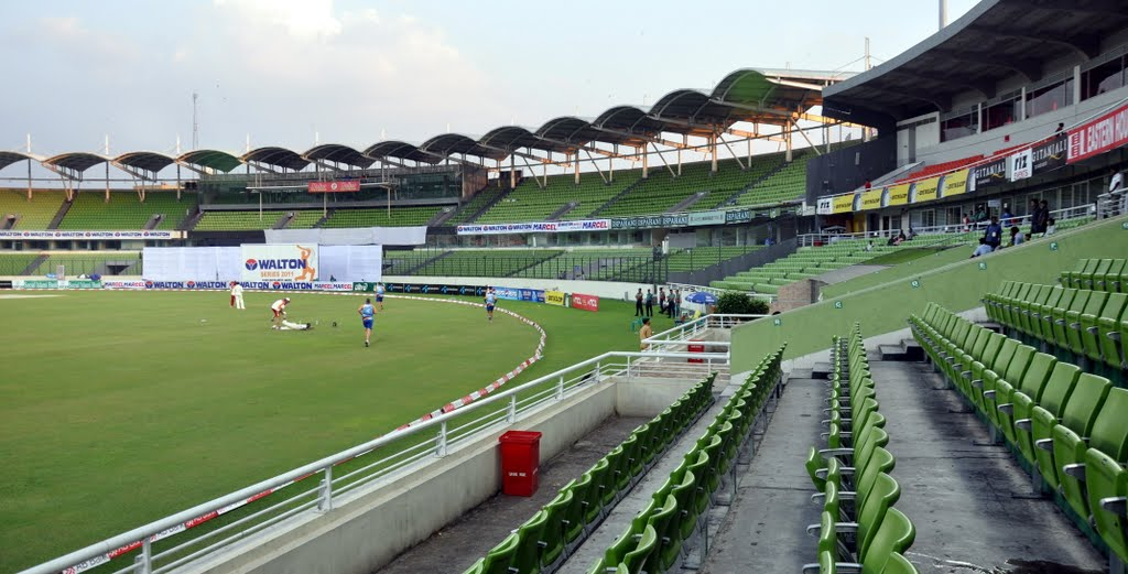Sher e Bangla national stadium