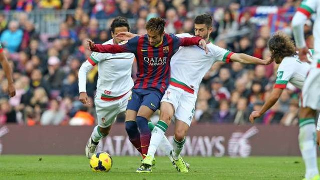 barcelona vs granada - photo #1