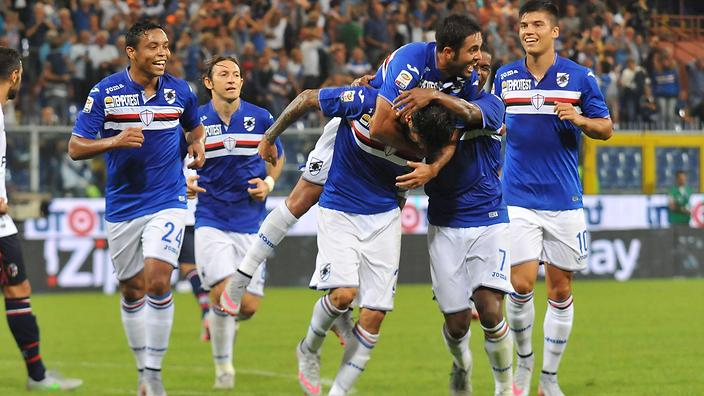 Bologna Vs Sampdoria